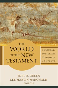 an essay on the greco roman world of the new testament As will become evident throughout this volume of essays, the roman empire  dominated and pervaded virtually every aspect of life in the ancient  mediterranean world  new testament studies developed in western europe as  the division of.