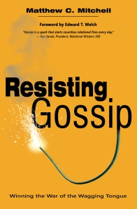 Resisting Gossip Cover