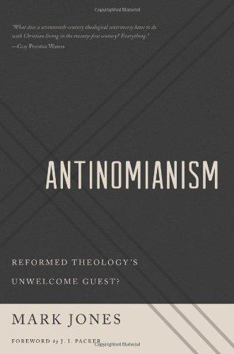 Antinomianism; Mark Jones
