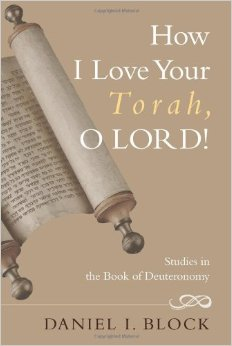 How I Love Your Torah, O Lord