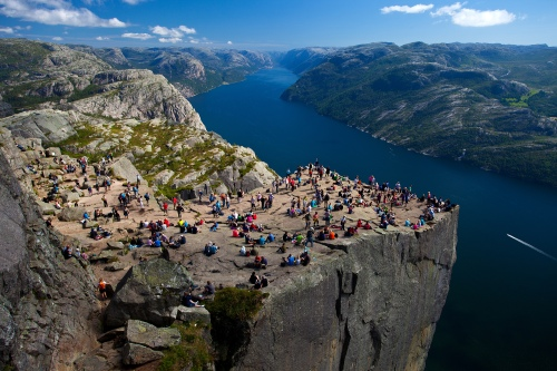 Prekestolen (The Preacher's Pulpit)