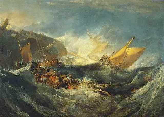 JWMTurnerShipwreck