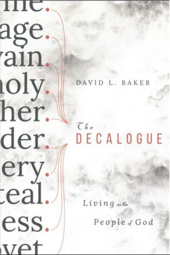 Decalogue David Baker